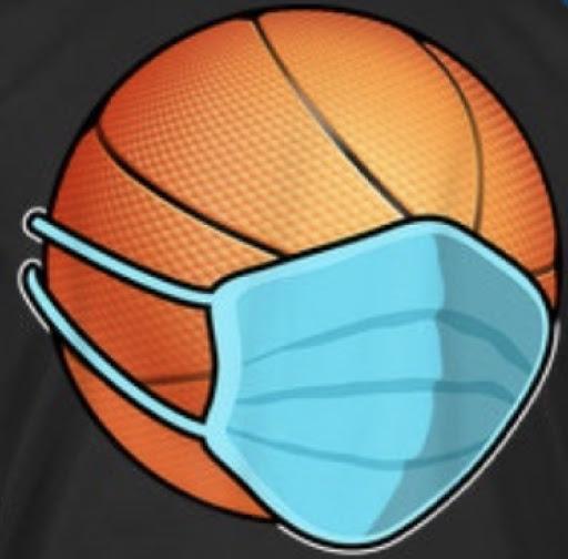 Tot 19 januari 2021 geen basketball meer...